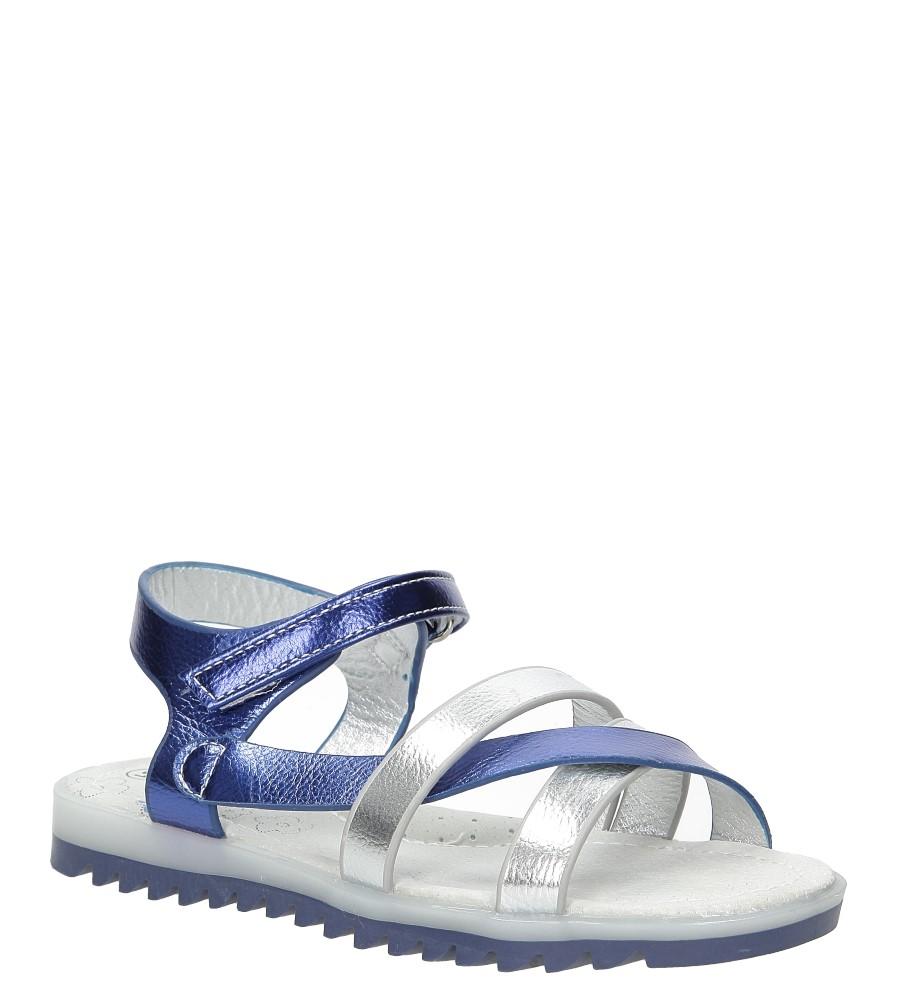 Sandały na rzepy Casu 5SD506