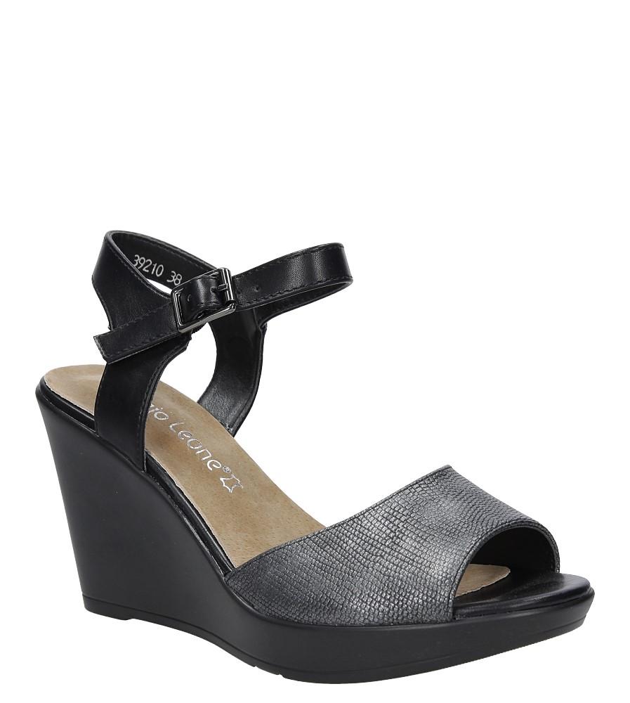Sandały na koturnie Sergio Leone 39210
