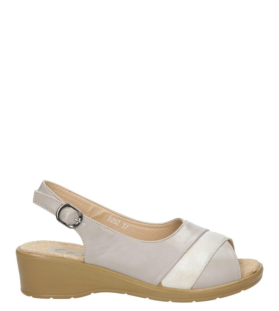 Sandały Casu B202