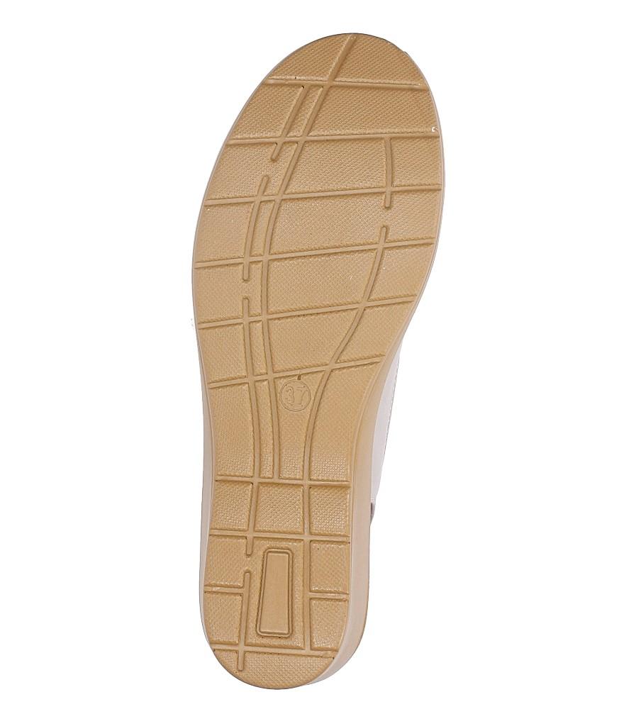 Sandały Casu B202 wysokosc_platformy 1 cm