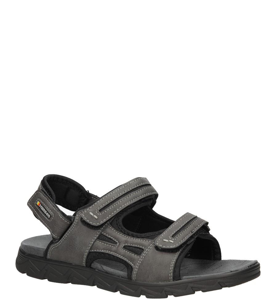 Sandały Casu 7276