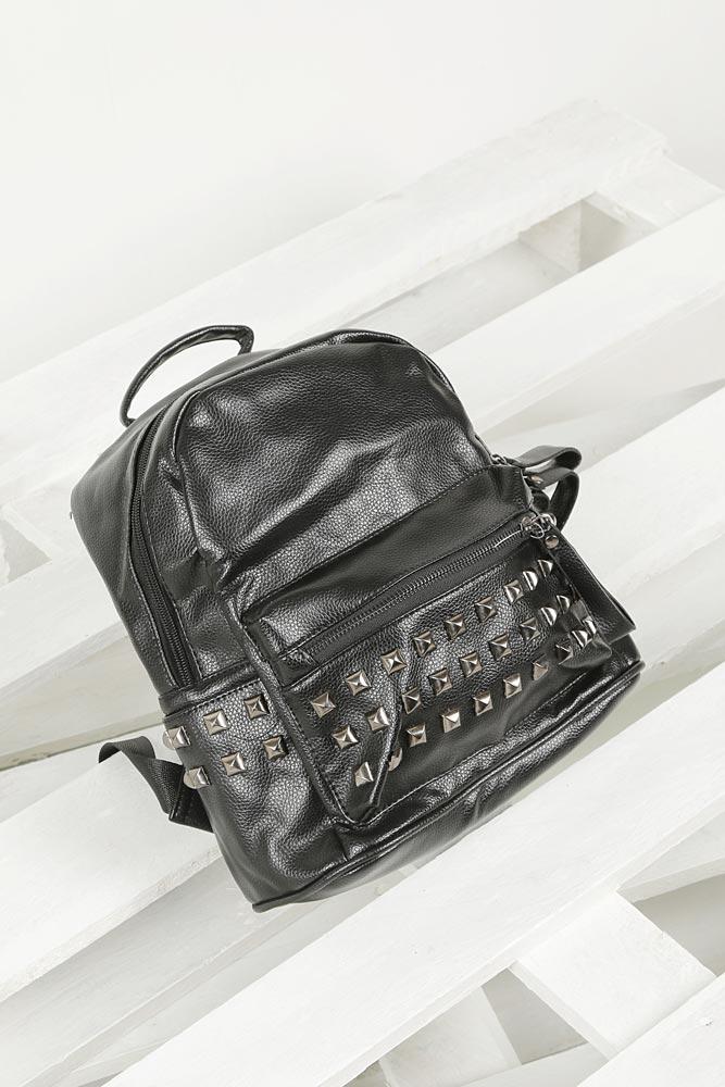 Plecak z ćwiekami Casu DF10767-27