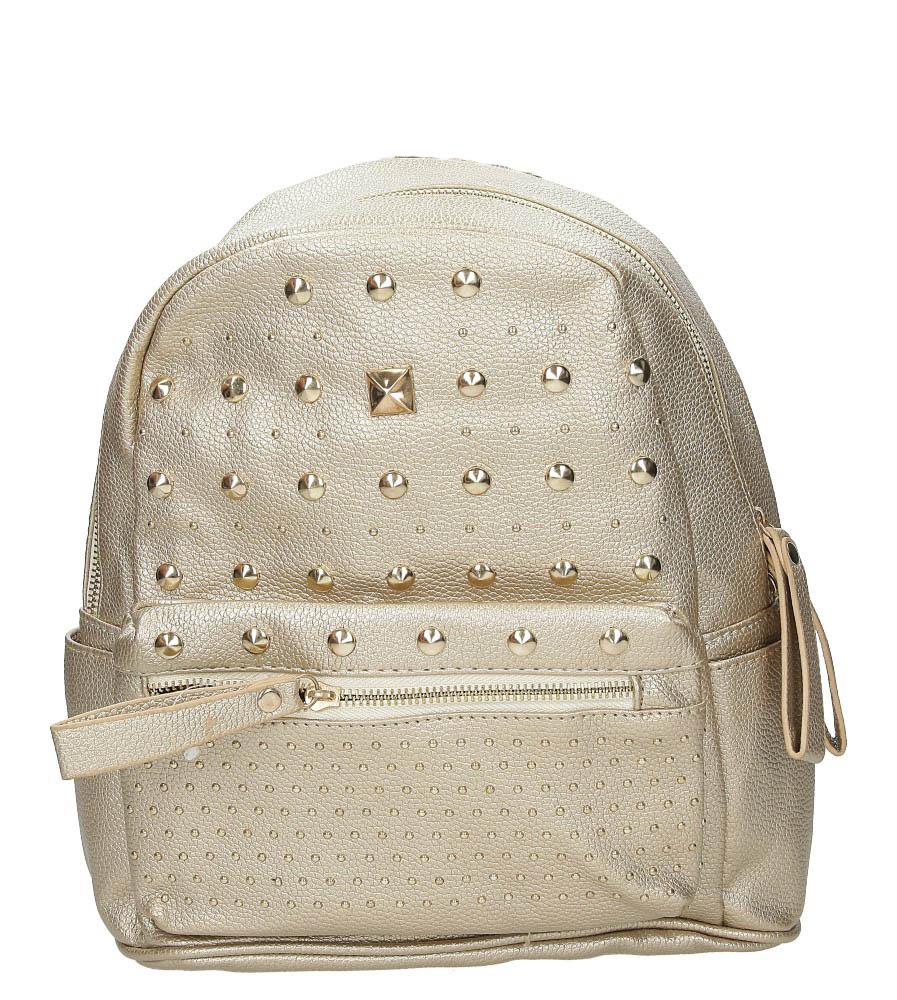 Plecak z ćwiekami Casu DF10767-285