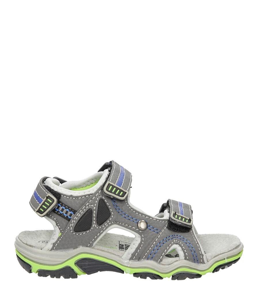 Sandały na rzepy Casu 3SD9119