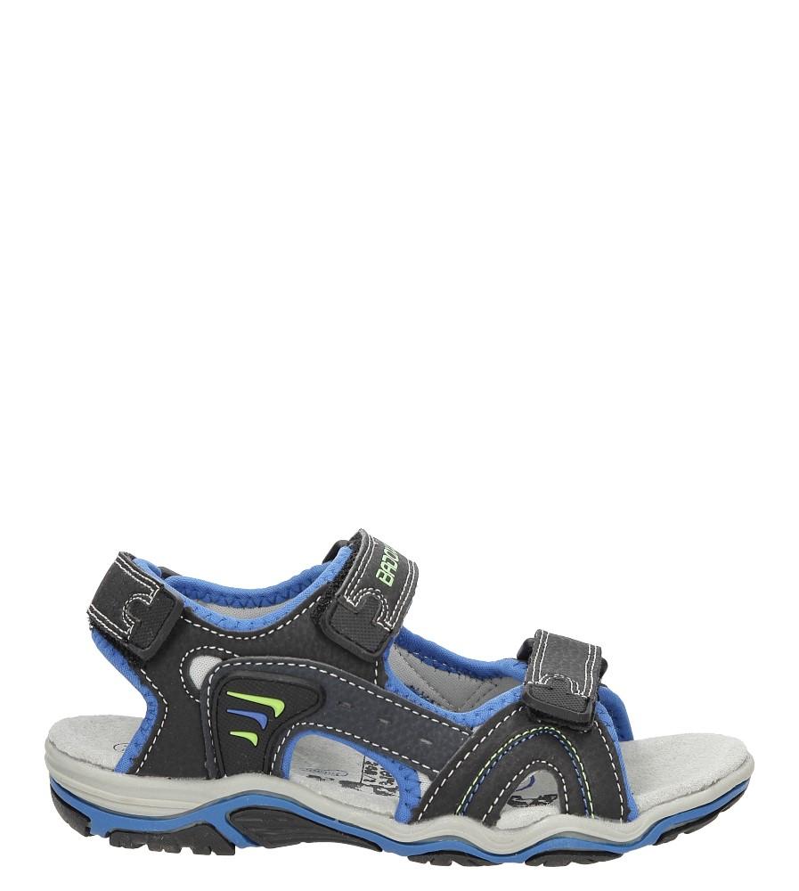 Sandały na rzepy Casu 5SD9121