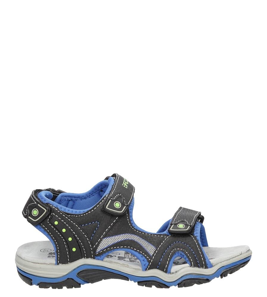 Sandały na rzepy Casu 5SD9120