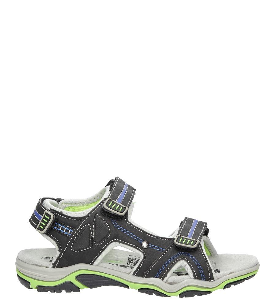 Sandały na rzepy Casu 5SD9119