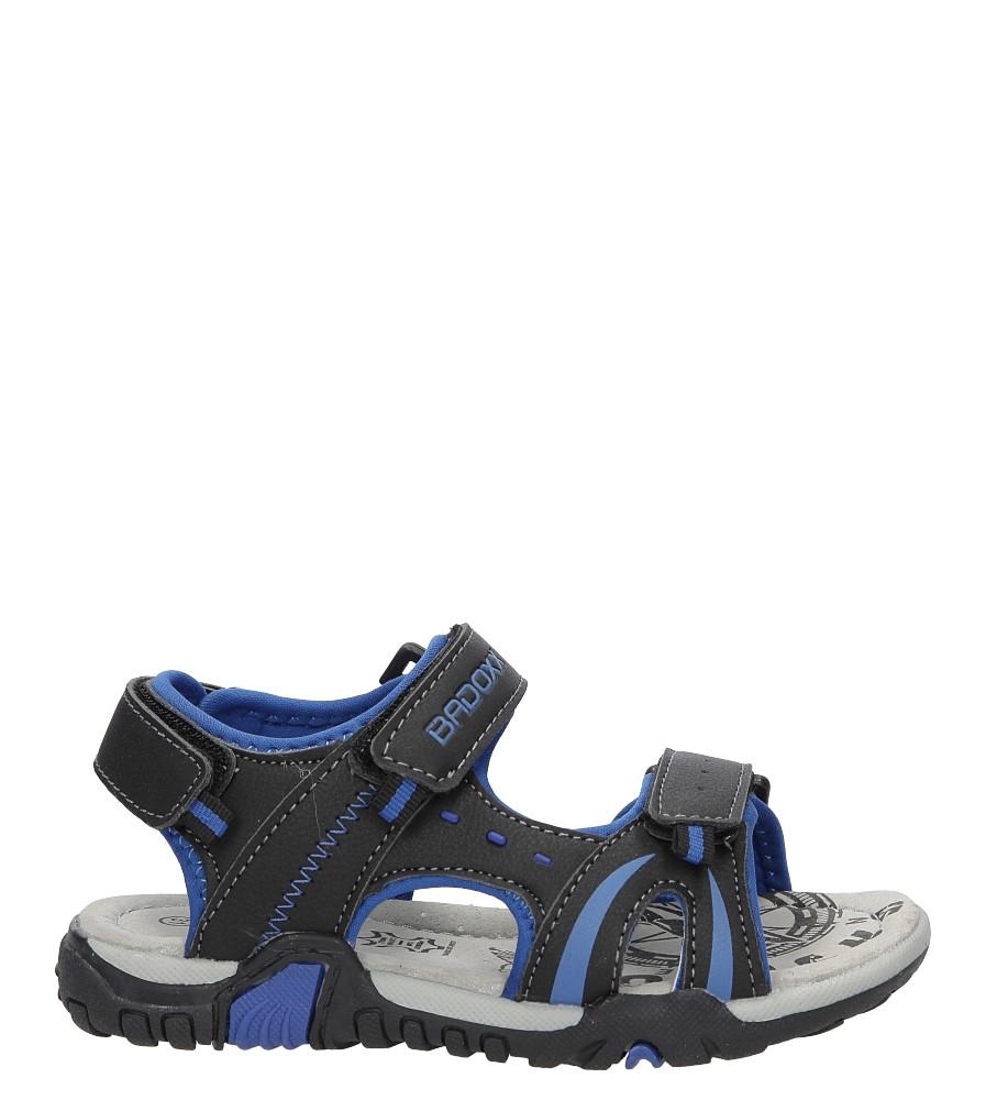 Sandały na rzepy Casu 5SD8331