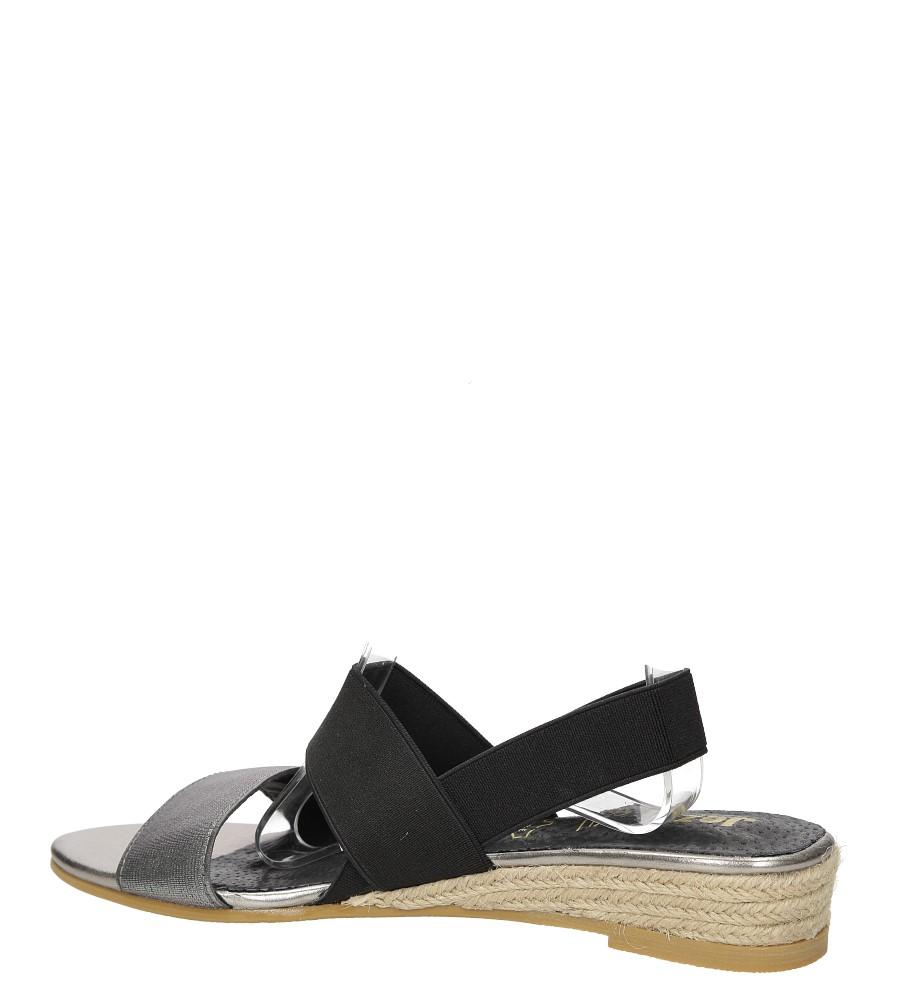 Sandały Jezzi MR1635-5 wysokosc_obcasa 3.5 cm