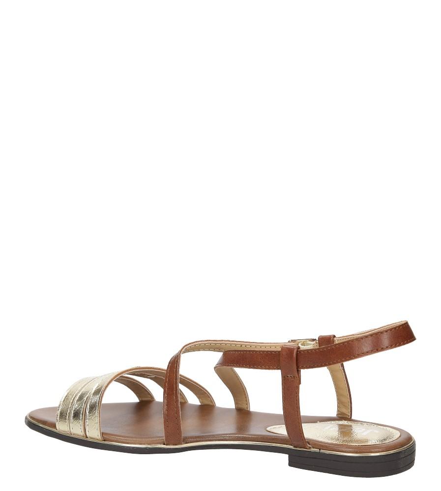 Sandały Jezzi MR1583-9 wysokosc_obcasa 1 cm