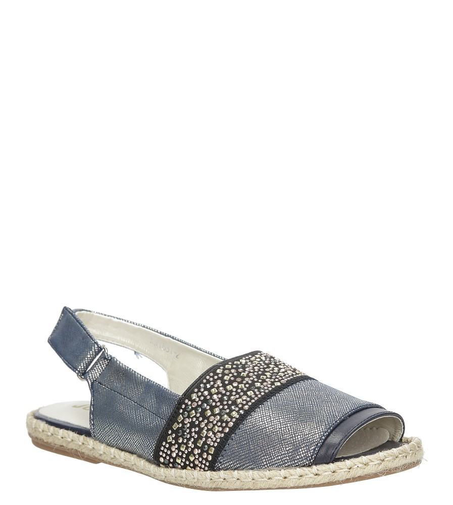 Sandały z cyrkoniami Jezzi MR1631-2 producent Jezzi