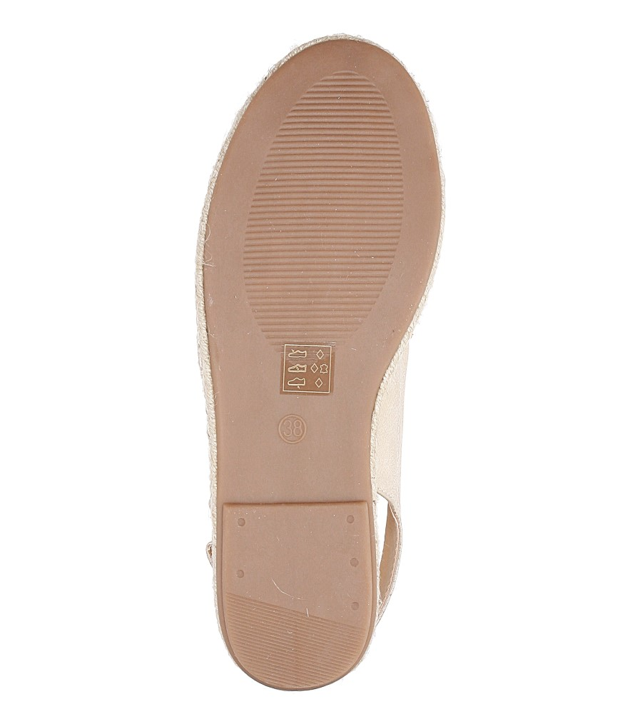 Sandały z cyrkoniami Jezzi MR1631-2 wys_calkowita_buta 9 cm