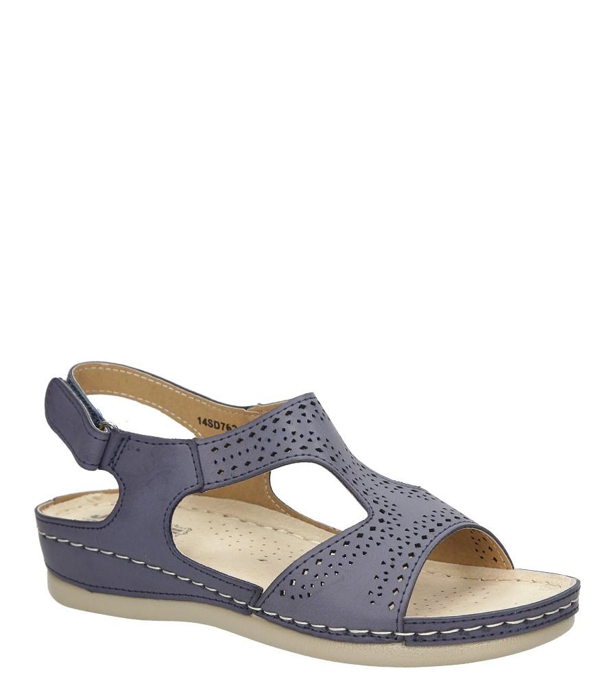 Sandały Jezzi 14SD76242