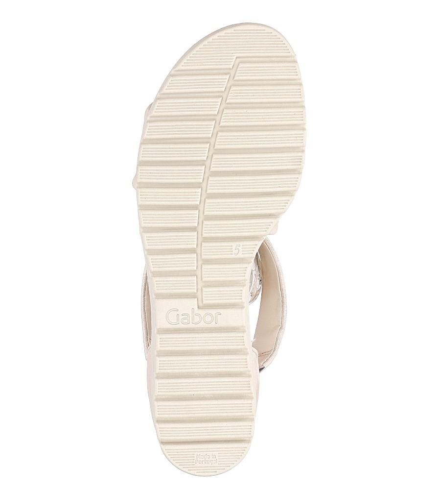 Sandały skórzane Gabor 64.572.64 wys_calkowita_buta 13.5 cm