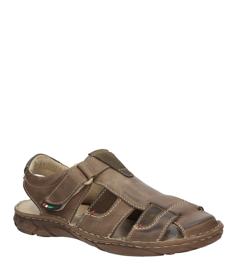 Sandały skórzane Windssor 506 producent Windssor
