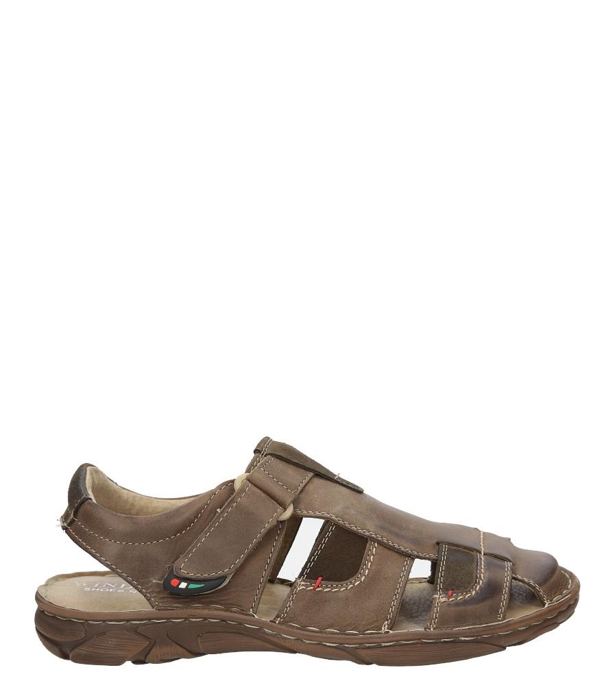 Sandały skórzane Windssor 506