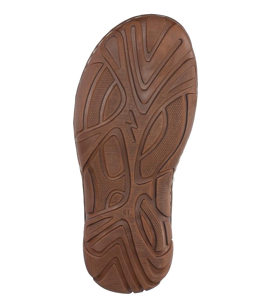 Sandały skórzane Windssor 506 wys_calkowita_buta 14 cm