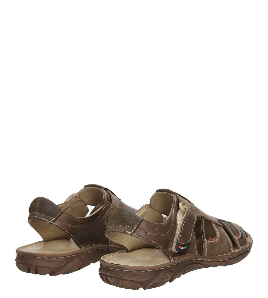 Sandały skórzane Windssor 506 wierzch skóra