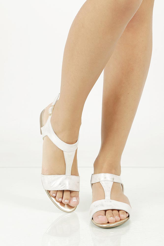 Sandały skórzane Casu 1926
