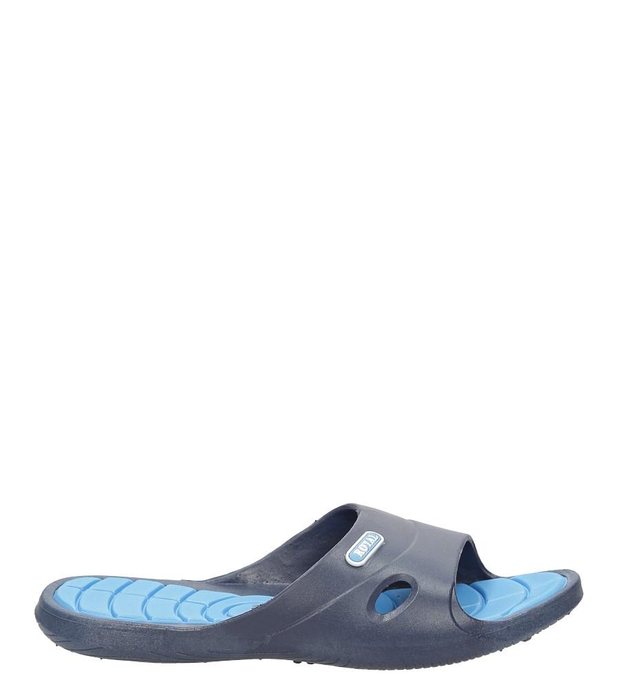 Dziecięce Klapki Casu F-3060 niebieski;niebieski;