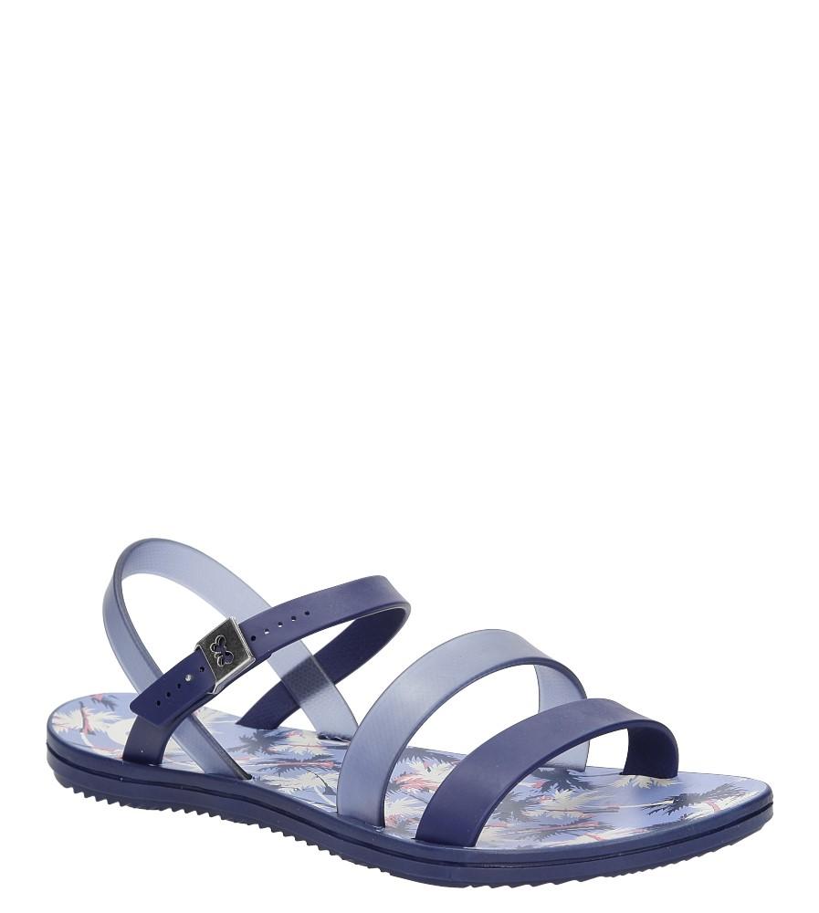 Damskie Meliski Zaxy 82061 Urban Sandal II Fem niebieski;;