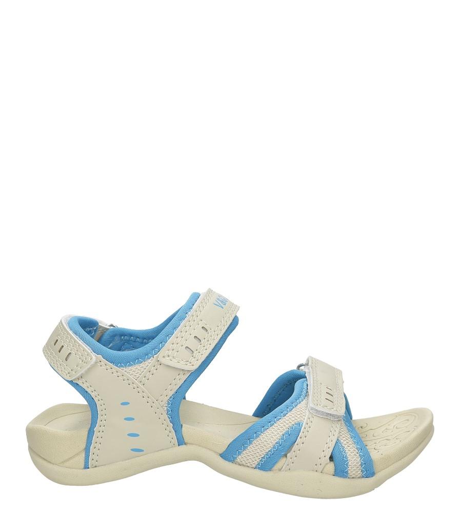 Sandały na rzepy Casu CSD761