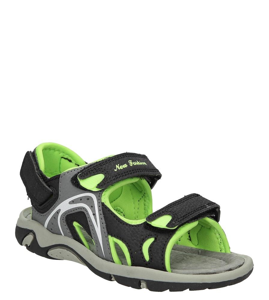 Sandały na rzepy Casu TA58