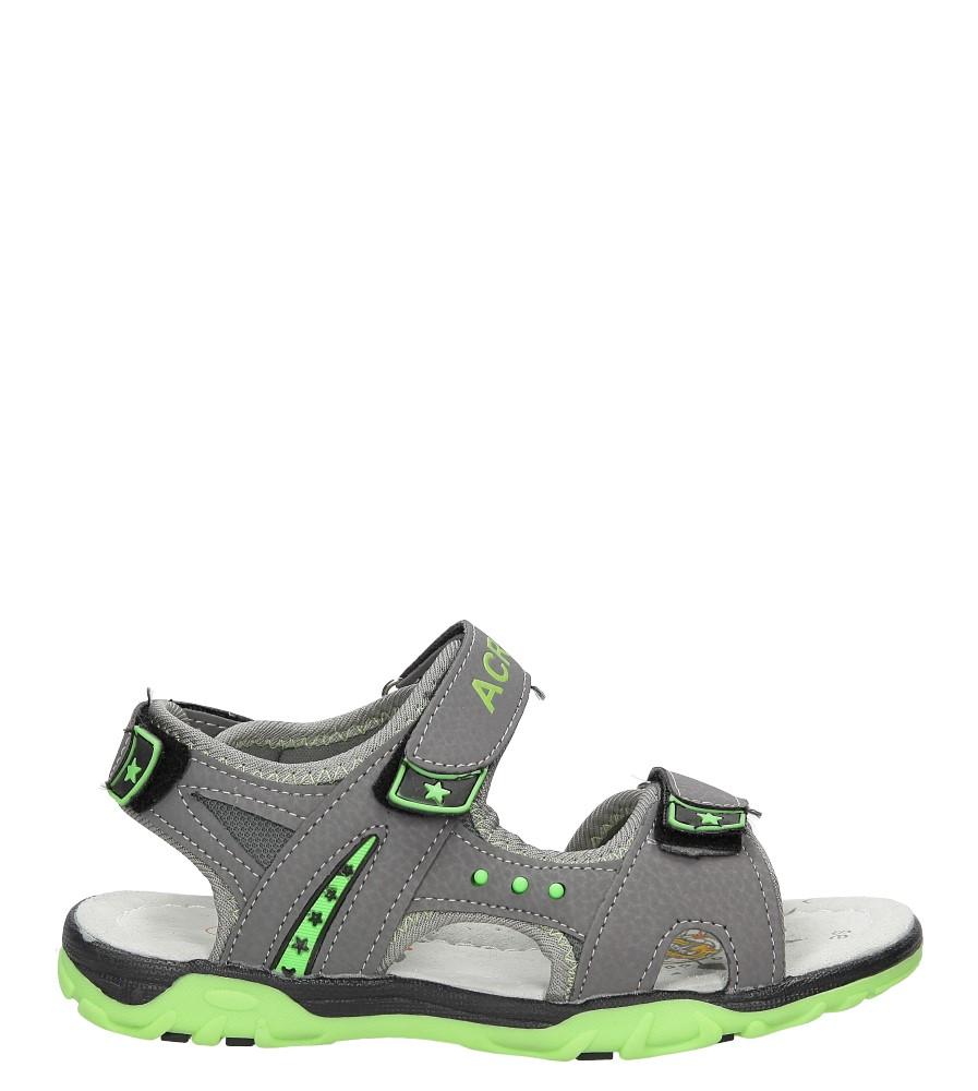 Sandały na rzepy Casu HT591C
