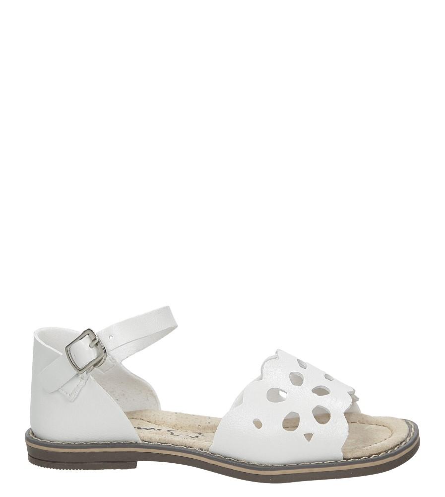 Sandały ażurowe Casu H38