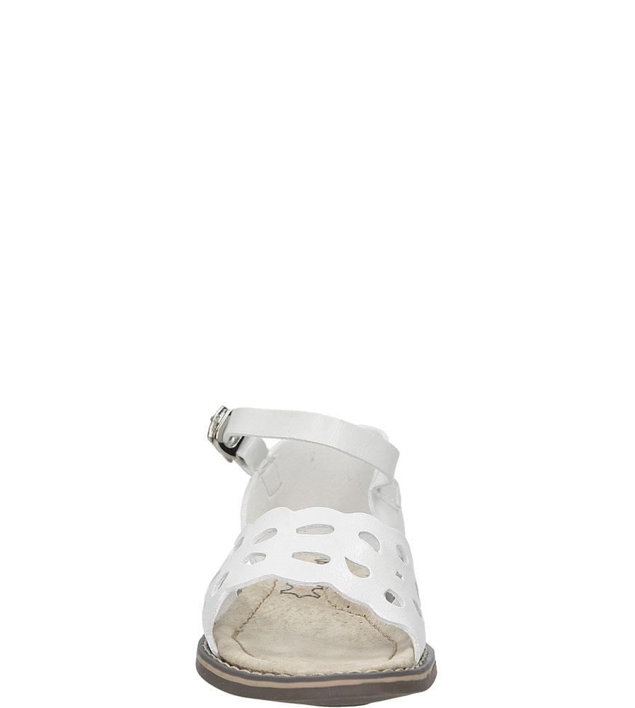 Sandały ażurowe Casu H38 sezon Lato