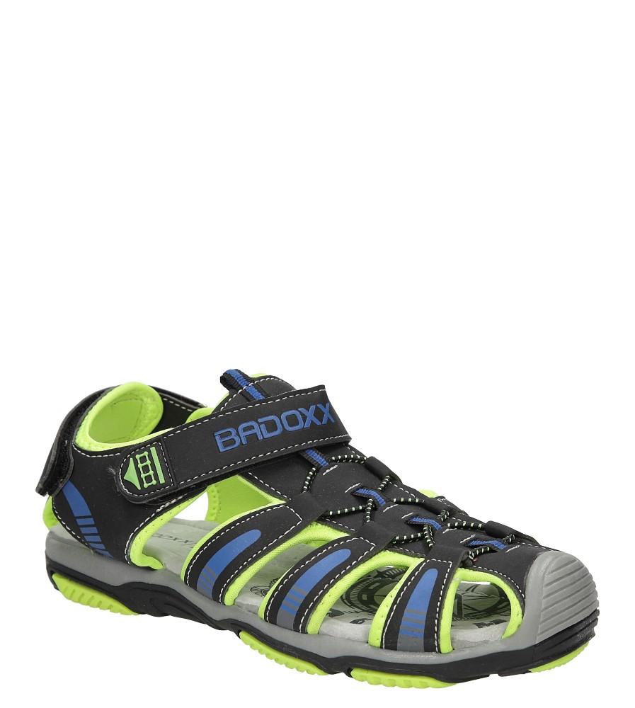 Sandały na rzepy Casu 7SD126 producent Casu