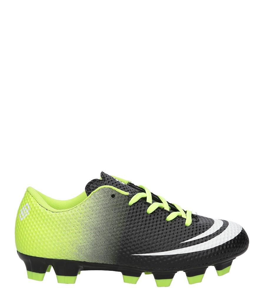 Dziecięce Sportowe Casu C241KB czarny;zielony;