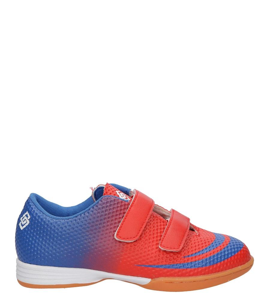Dziecięce Sportowe Casu C241HA czerwony;niebieski;