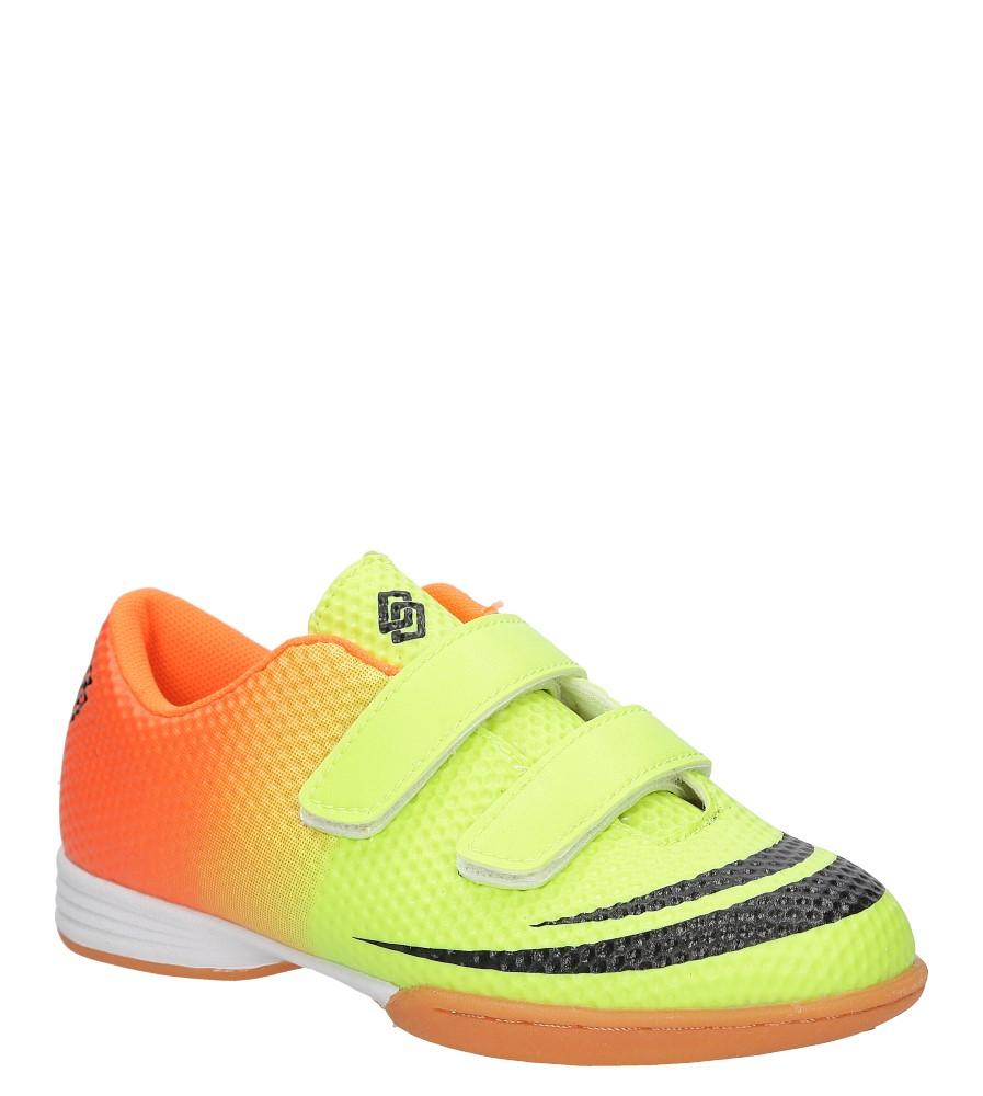 Dziecięce Sportowe Casu C241HA zielony;pomarańczowy;
