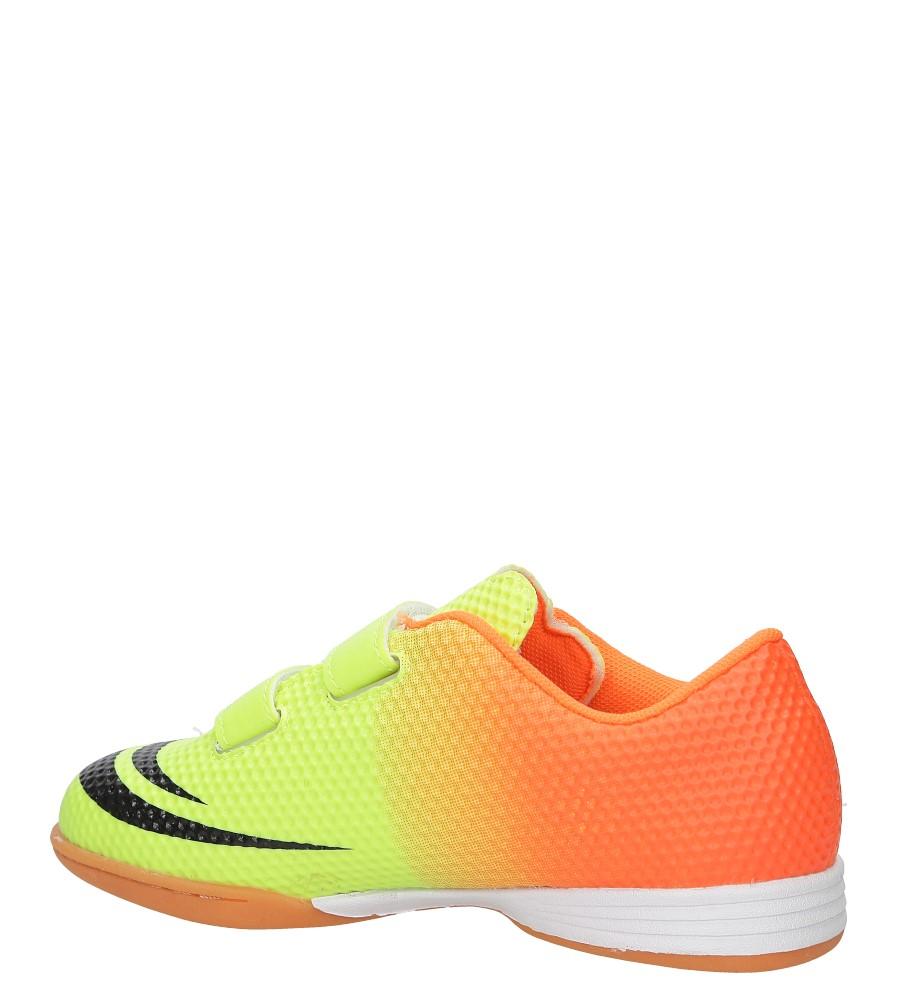Sportowe Casu C241HA kolor pomarańczowy, seledynowy