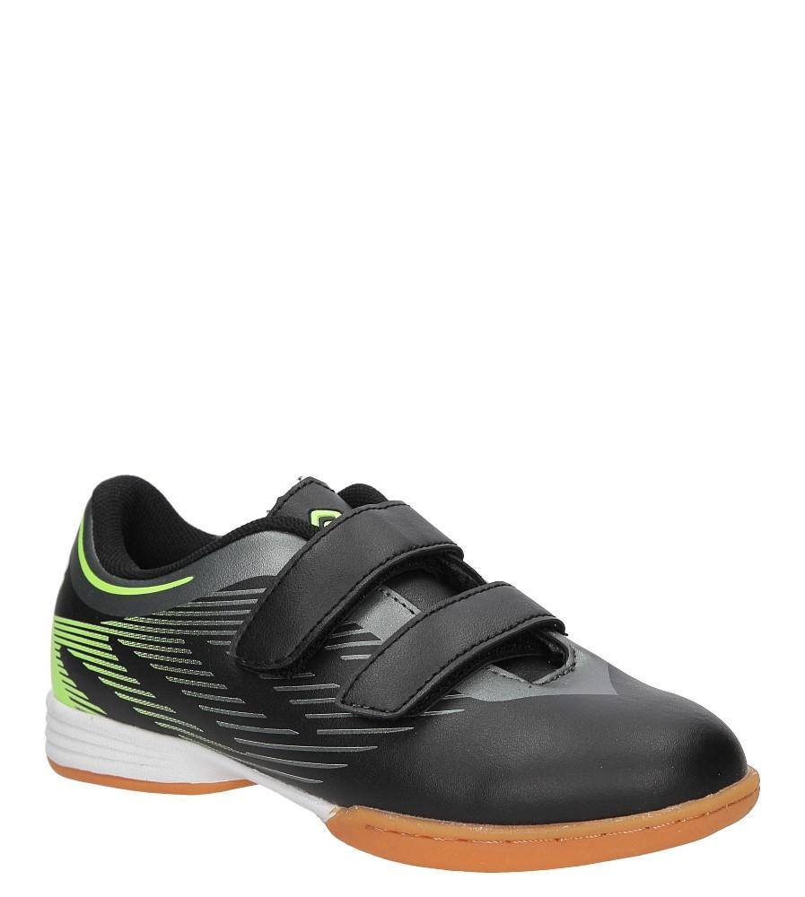 Dziecięce Sportowe Casu C244H czarny;szary;zielony