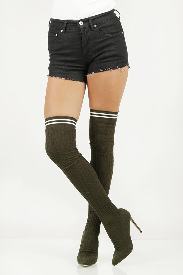 Kozaki za kolano Casu HP-45