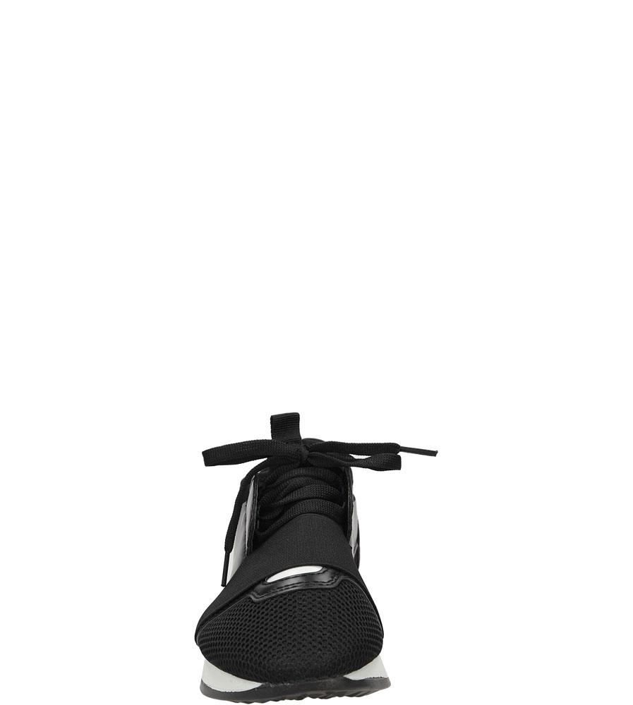 Sportowe Casu KS-1072 kolor czarny