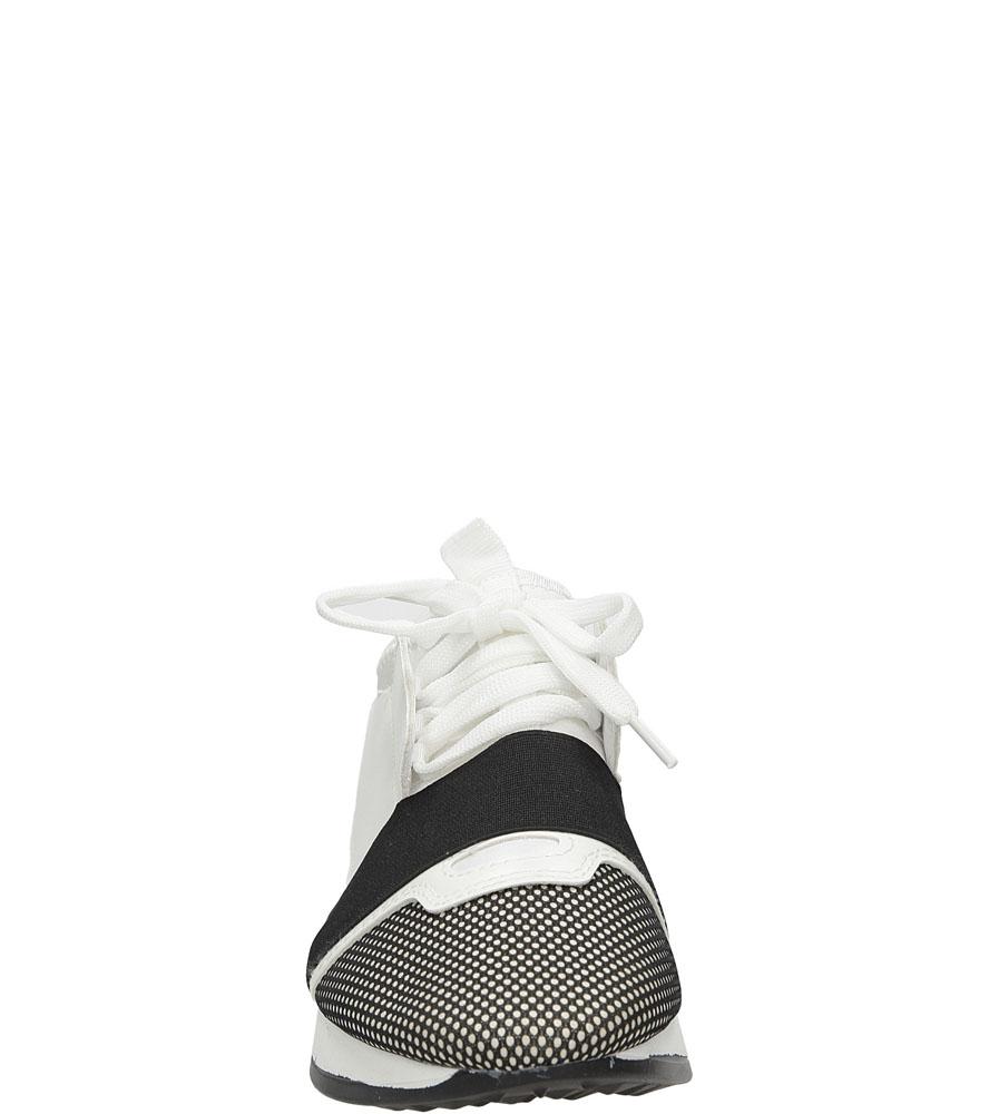 Sportowe Casu KS-1072 kolor biały