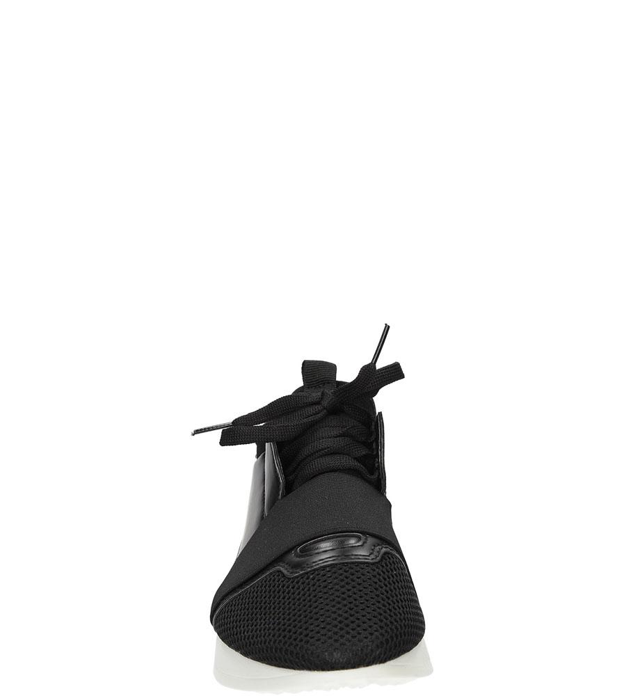 Sportowe Casu AB-170 kolor czarny