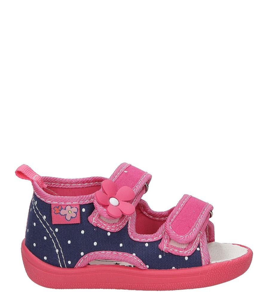 Dziecięce Sandały American TEN301/2017 niebieski;;