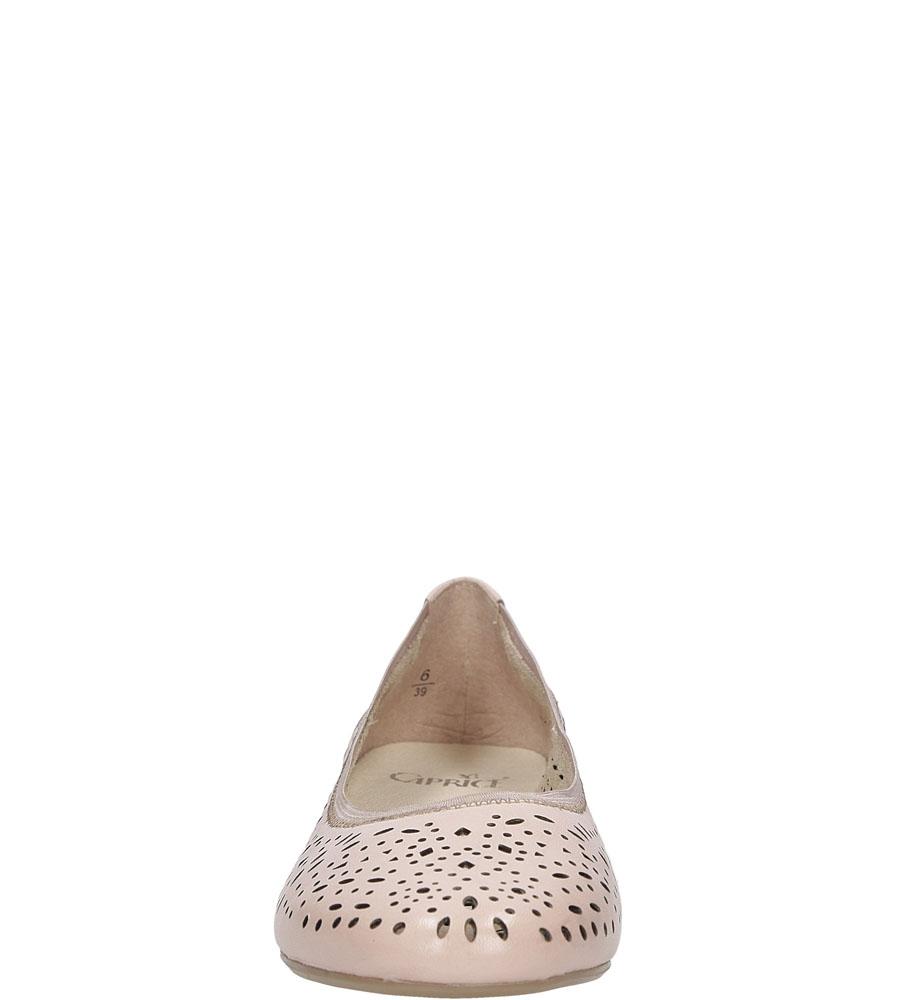 BALERINY CAPRICE 9-22104-28 style Ażurowy