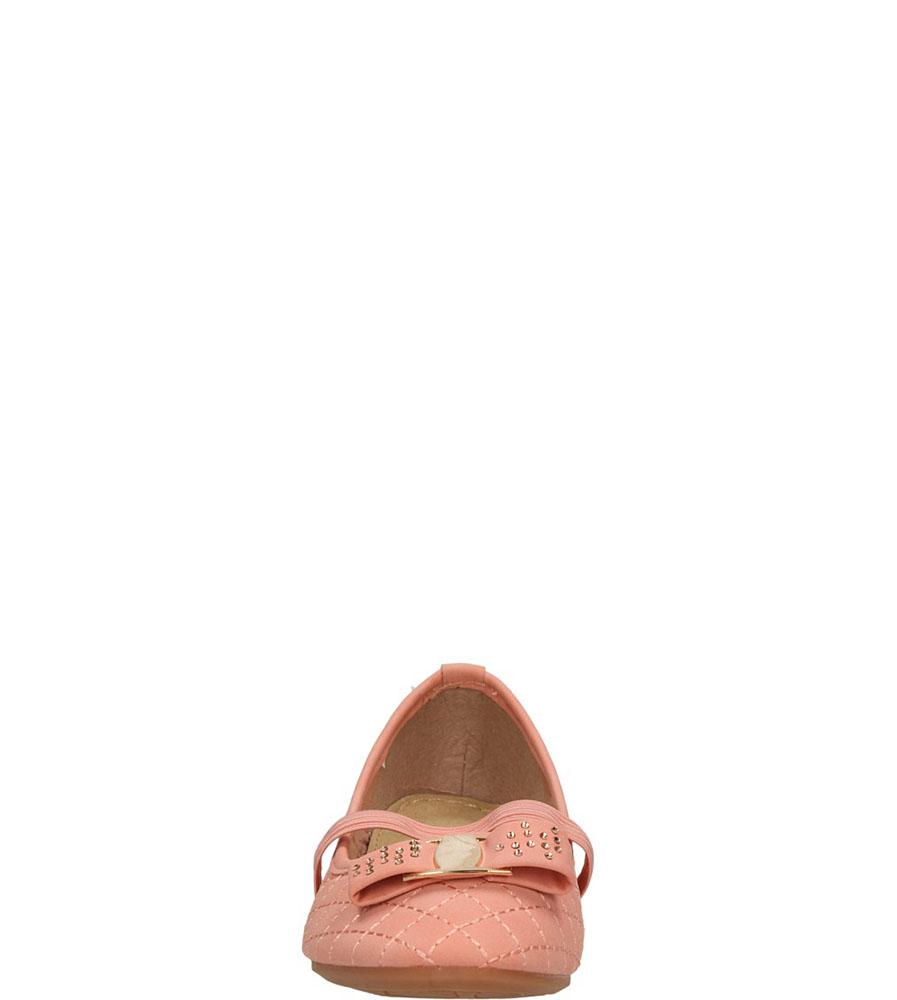 BALERINY LT-3172D kolor różowy