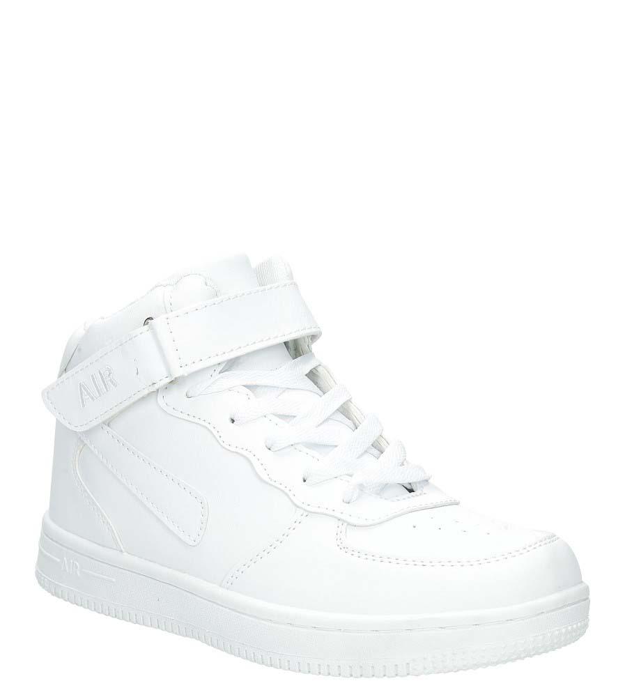 Białe buty sportowe Casu LXC7022