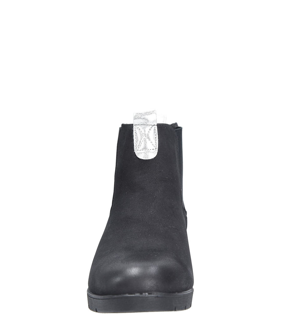 Botki Casu 2261-2 kolor czarny