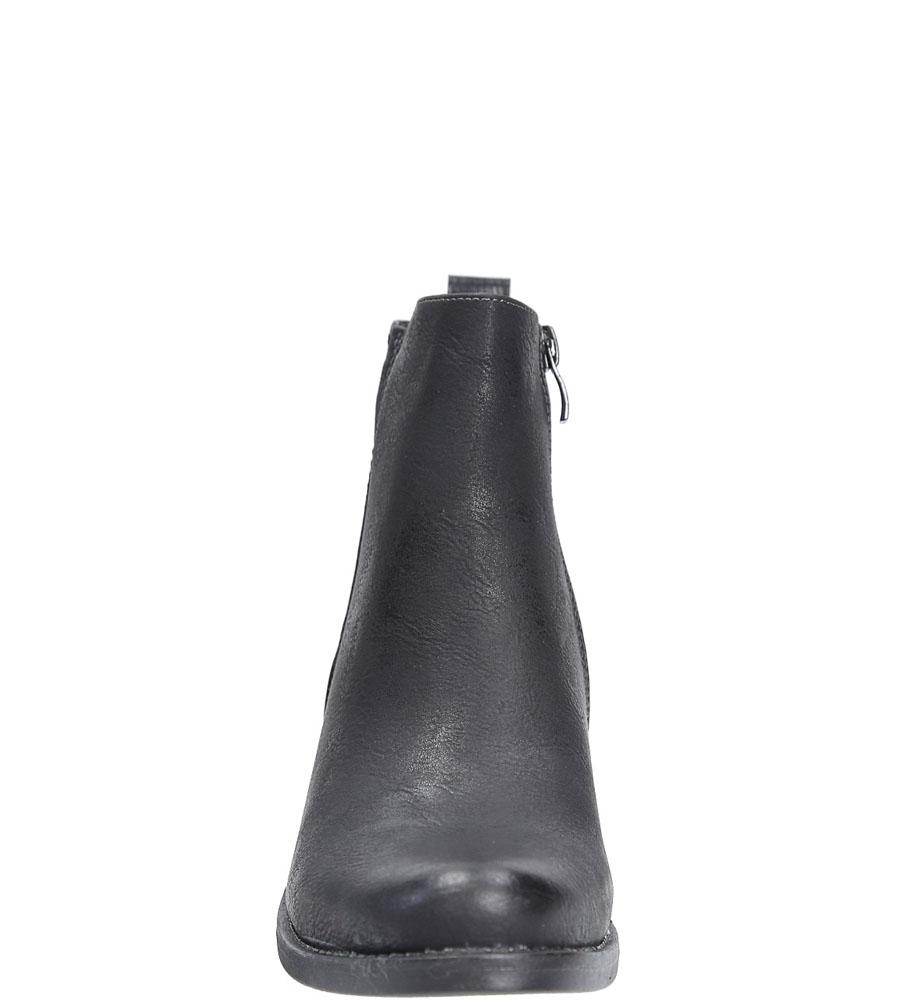 Botki na słupku Jezzi AM60-20 wysokosc_platformy 1 cm