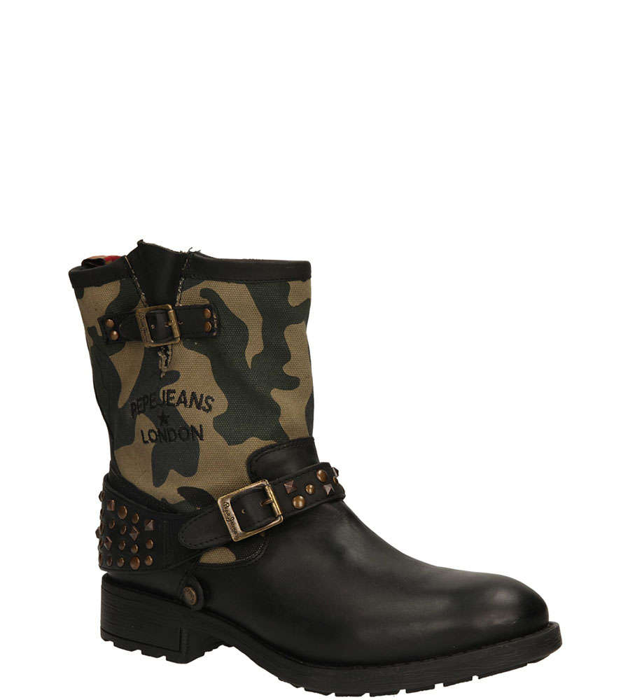 BOTKI PEPE JEANS PFS50326 producent Pepe Jeans