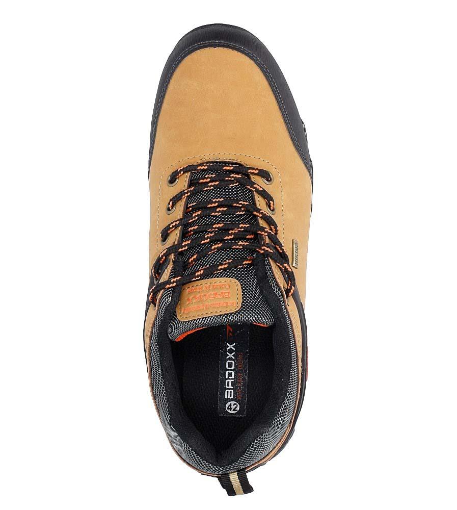 Camelowe buty trekkingowe Casu MXC7567 wysokosc_platformy 2 cm