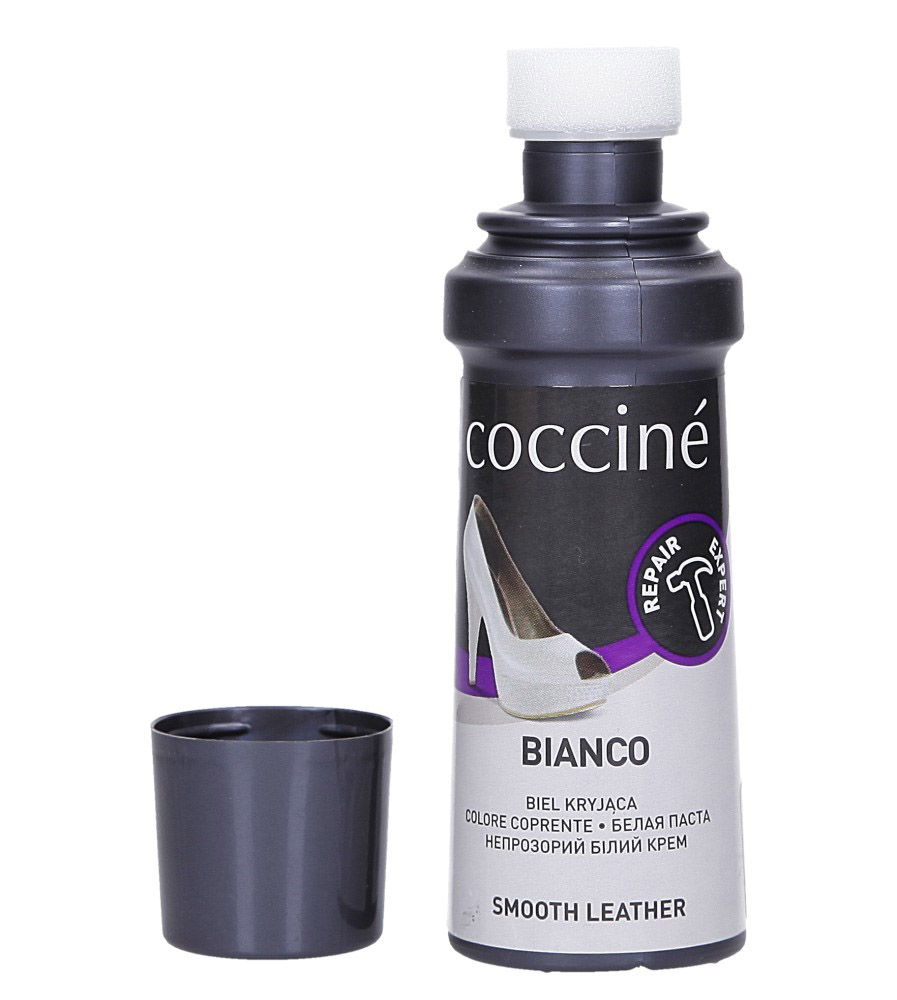 COCCINE BIANCO - BIAŁA PASTA KRYJĄCA 75g producent Coccine