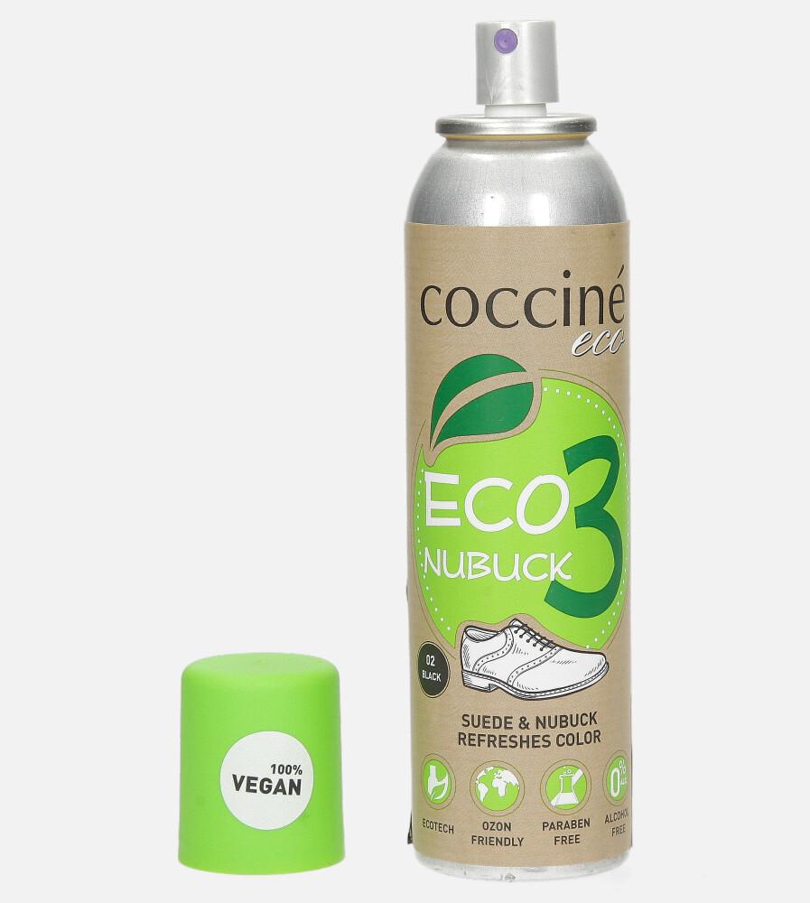 COCCINE ECO NUBUCK 3 CZARNY 200ML